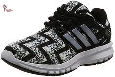 Adidas Energy Cloud K, Chaussures de Tennis Mixte Enfant, Marron (Negbas/Ftwbla/Plamet), 29 EU - Chaussures adidas (*Partner-Link)