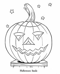 Printable Halloween Pumpkin Coloring Pages Are Fun For Kids Scary Ghosts Pumpkins And Scarecrow Too