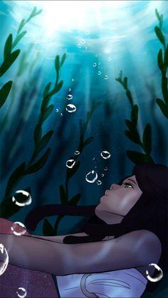 Siren's lament (Pele.)