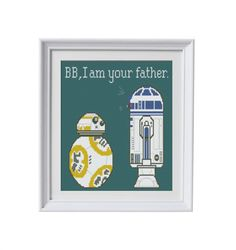 BUY 2 Patterns and GET 1 FREE BB8 & R2D2 Star by eXehandmade