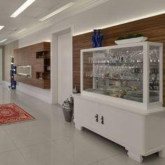Conheça mais sobre este móvel que une tradição, requinte, funcionalidade e beleza, e inspire-se com lindos ambientes decorados com cristaleiras.