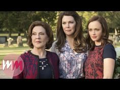 Top 10 Things We LOVED About The Gilmore Girls Revival - YouTube