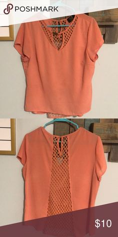 3e7ac2285a4876 Lace long sleeve Perfect for summer! Red Camel Tops Blouses