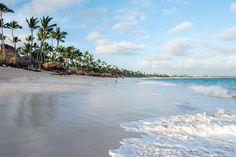Beach time at the Royalton in Punta Cana.