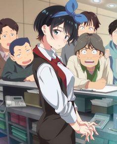Anime Girl Hot, Kawaii Anime Girl, Anime Art Girl, Comic Art Girls, Cool Anime Wallpapers, Anime Girl Drawings, Waifu Material, Chica Anime Manga, Cute Anime Pics