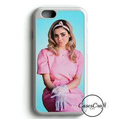 Marina Diamandis Cute Hipster iPhone 6/6S Case   casescraft