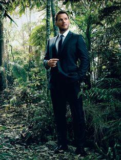 Chris Pratt Blog