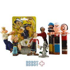 POPEYE ポパイ いろいろ#POPEYE #ポパイ #アメトイ #アメリカントイ #おもちゃ #おもちゃ買取 #フィギュア買取 #アメトイ買取 #vintagetoys #ActionFigure #中野ブロードウェイ #ロボットロボット #ROBOTROBOT #中野 #WeBuyToys