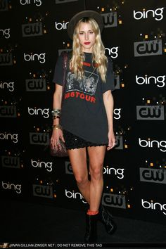 Gillian Zinser #90210 #ivy dickens #love the style