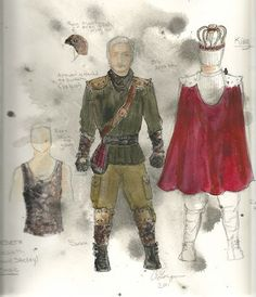 Costume Designs for the show! –Double Tragedy 2011-12 #Shakespeare #Macbeth #Toronto #Theatre #Production #Stage #Education #Production #Youth #Student #Costume #Design #Fashion