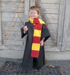 Disfraz casero de Harry Potter para halloween #disfracesparaniños #halloween #disfraceshalloween