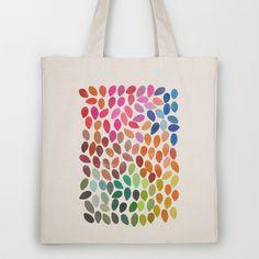 Rain Tote Bag by Garima Dhawan