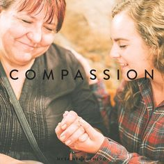 """""""COMPASSION⠀ Let us live in harmony with one another, be sympathetic and compassionate, love as brothers, and be humble. 1 Peter 3:8⠀"""""""
