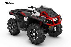 2016 Can-Am Outlander X mr 850 | ATV Rider