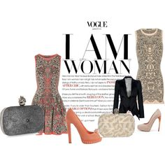 I Am Woman, created by heather-nolan on Polyvore