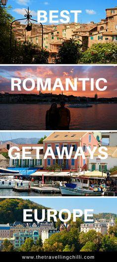 Best Romantic Getaways in Europe