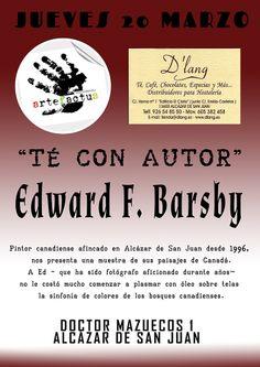 TE CON AUTOR: EDWARD F. BARSBY