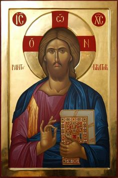 Christ the Ruler of All. Byzantine Icons, Byzantine Art, Religious Icons, Religious Art, Religion, Christus Pantokrator, Greek Icons, Church Icon, Jesus Christ Quotes