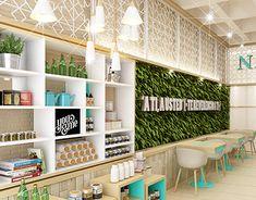 Low Budget Home Decoration Ideas Key: 7936123562 Deco Restaurant, Restaurant Design, Coffee Shop Design, Cafe Design, Cafe Interior, Interior Design, Espace Design, Kids Cafe, Clinic Design