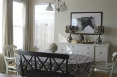 The Shabby Nest: Luxe for Less: My Decorating and Blogging Philosophy~