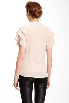 Durham Silk Blouse