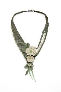 Needlelace Necklace