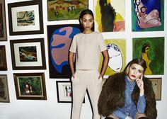 Saks Potts is a Copenhagen-based womenswear brand, established by Barbara Potts and Cathrine Saks.