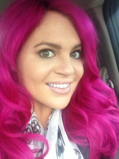I love my berry hair! This is elumen goldwell
