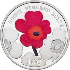 マリメッコの10ユーロコイン 創業者の生誕100周年を記念し誕生 | 2012年06月06日 | Fashionsnap.com