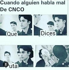 Read from the story Memes de CNCO 2 by TeamCNCOwnerss (CNCO 💫) with 743 reads. Memes Cnco, Funny Memes, Latin Artists, My Bebe, Kawaii, Humor, Pictures, Latina, Love Of My Life