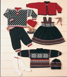 Tema 2 Knitting For Kids, Baby Knitting, Crochet Baby, Knit Crochet, Baby Clothes Patterns, Clothing Patterns, Baby Barn, Kid Styles, Animals For Kids
