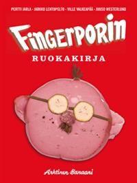 Fingerporin ruokakirja 6,60 e