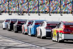 Short tracks, road courses, superspeedways, intermediate ovals and dirt tracks are on deck for the stock car racing series in 2021