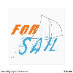 For Sail Canvas Print
