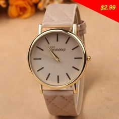 Check this product! Only on our shops 2015 new popular wrist watch vintage women wristwatches leather band quartz watch hot brand name gift Geneva ladies watches gift - US $2.99 http://shoppingchannel3.org/products/2015-new-popular-wrist-watch-vintage-women-wristwatches-leather-band-quartz-watch-hot-brand-name-gift-geneva-ladies-watches-gift/