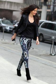 Barbara Martelo, Paris   Street Fashion   Street Peeper   Global Street Fashion and Street Style