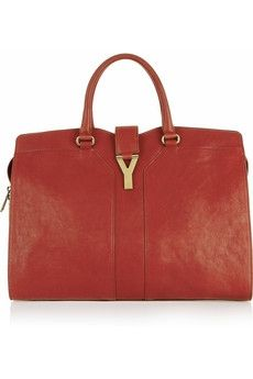 Yves Saint Laurent | Cabas Chyc leather