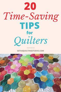 20 Time-Saving Tips