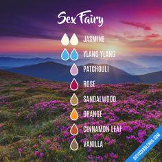 Sex Fairy - Essential Oil Diffuser Blend