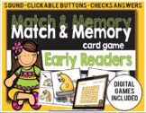 Match and Memory Gam
