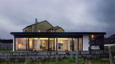 Casas minimalistas por Nan Arquitectos