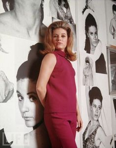 Patty Duke publicity for Valley of the Dolls