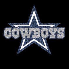 create and pint stars to iron on a shirt | DALLAS COWBOYS STAR Logo Iron On Vinyl Or Glitter Heat Transfer
