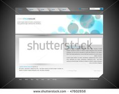 Google Image Result for http://image.shutterstock.com/display_pic_with_logo/187801/187801,1267317072,1/stock-vector-modern-clean-web-site-design-vector-template-with-banner-design-47602858.jpg