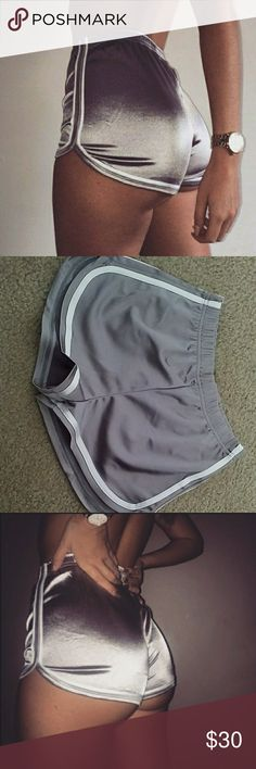 **Gym/Yoga Workout Shorts** Size: Small ( length 20.5 cm, waist 59.5cm, hip 81 cm )  Please feel free to make offers :) Shorts