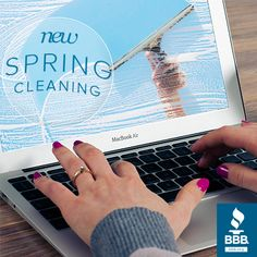 You may have started your Spring Cleaning, and your Spring Yard Clean-up, but have you done your DIGITAL Spring Cleaning?