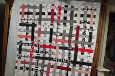 Simply Woven quilt board