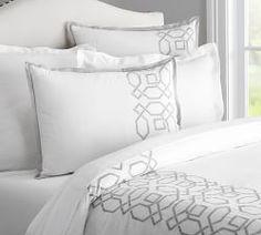 Gray Bedding & Gray Bedding Sets | Pottery Barn