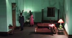 david lynch rabbits surreal inland empire