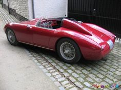 1956 Alfa Romeo 1900 SS Barchetta
